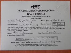 ARC Permit 20/300